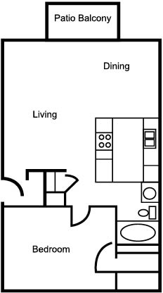 Pricing floor plans summerhill apartments midland for 680 square feet house plan
