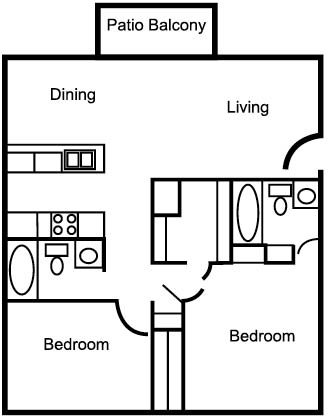 Pricing Floor Plans on 1 bed bath floor plans